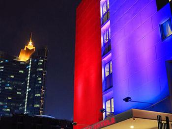 阿索克红色星球酒店