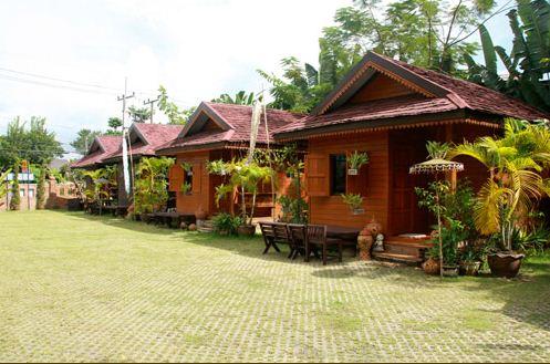 โรงแรมภูมิไทย การ์เด้น