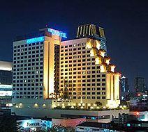 노보텔 방콕 시암 스퀘어 호텔
