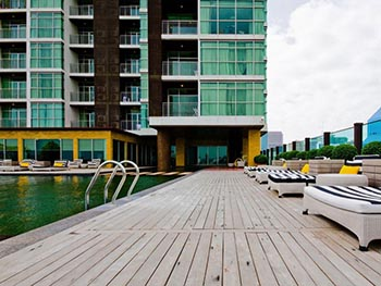 沙吞恩巴纳酒店