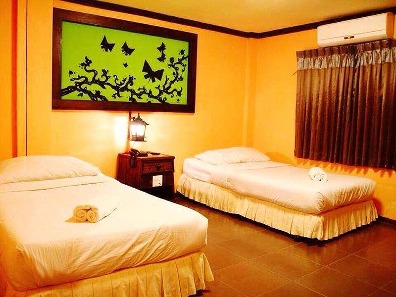 โรงแรม ราชาบุรี บูติค
