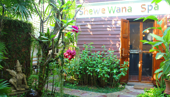 Shewe Wana Boutique Resort and Spa