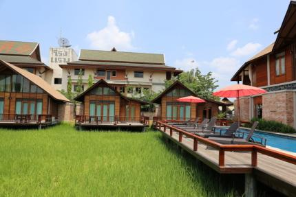 Rice Farm Villa