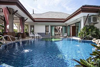 利马P2天然泳池别墅