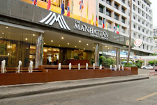 The Hotel Manhattan