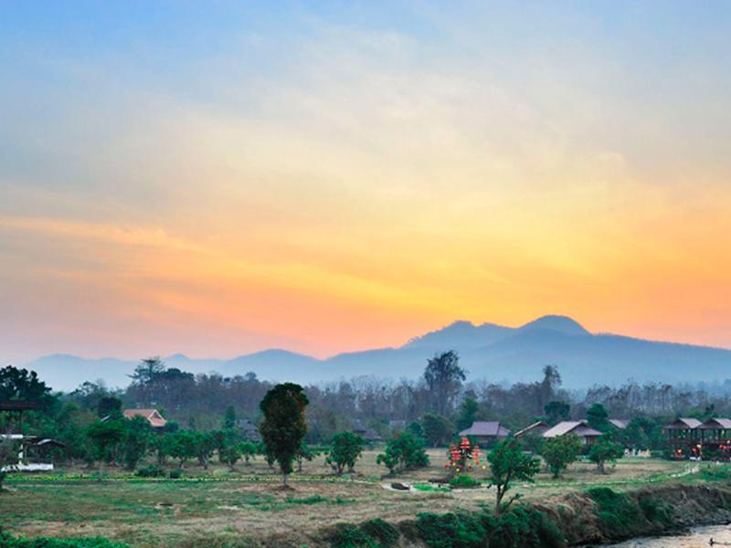 Baan Krating- Pai