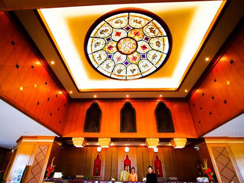 โรงแรมเมืองลิกอร์ นครศรีธรรมราช