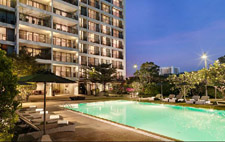 Oakwood Residence Garden Towers Bangkok