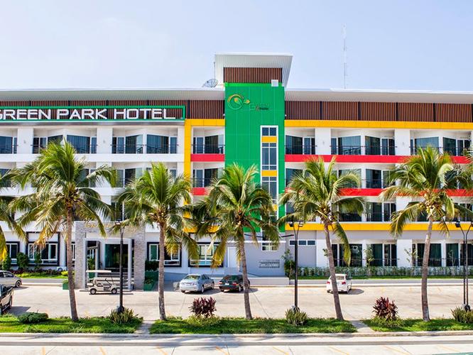 Green Park Hotel Mahasarakham