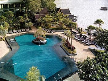샹그릴-라 호텔 방콕