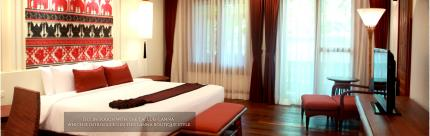 โรงแรมสิบแสน ลักชัวรี ริมปิง