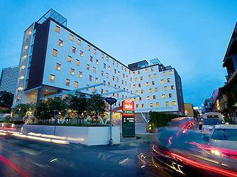 沙吞宜必思酒店