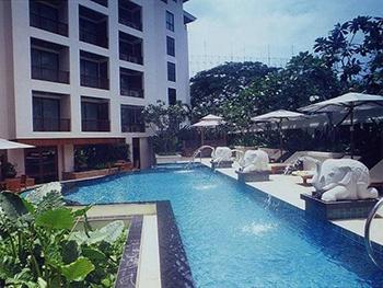 曼谷沙吞察殿公寓