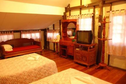 River Kwai Jungle House Actives Resort