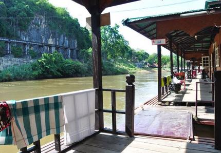 River Kwai Jungle House Actives Resort