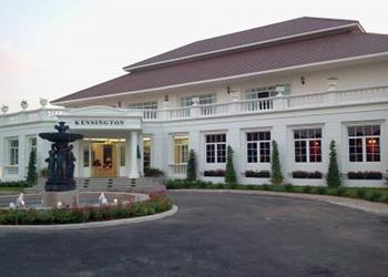 考衣艾肯辛顿英式花园度假村酒店