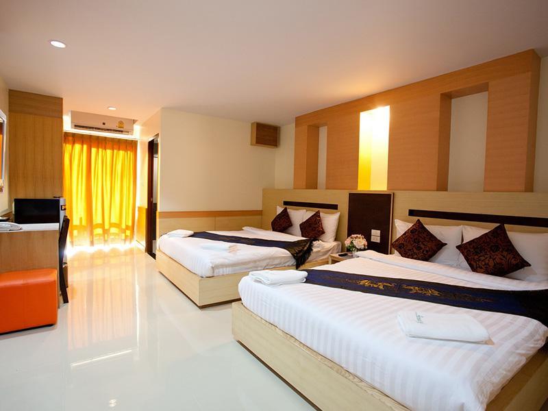 Amnuaysuk Hotel