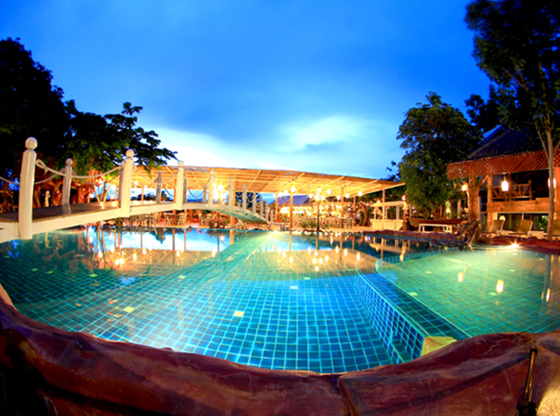 Yoko Riverkwai Resort