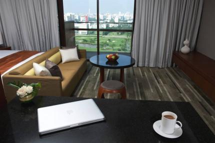 โรงแรมหรรษา กรุงเทพ