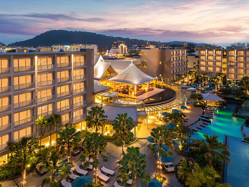Grand Mercure Phuket Patong