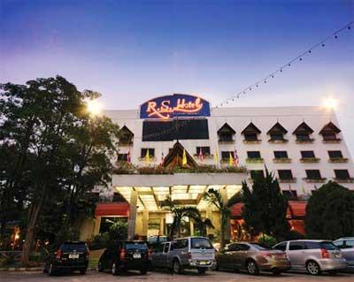 โรงแรม อาร์เอส กาญจนบุรี