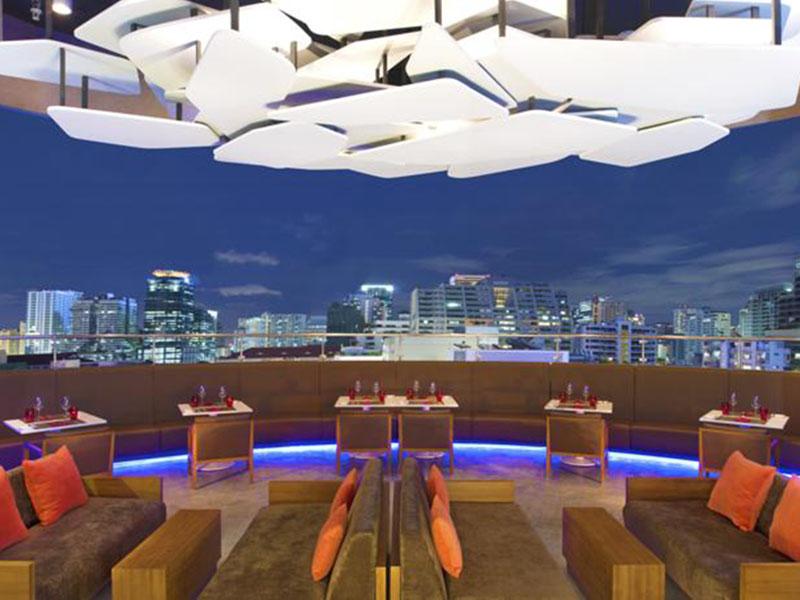 โรงแรม อลอฟท์ กรุงเทพฯ สุขุมวิท 11