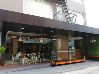 Metz Pratunam Hotel