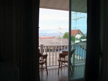 บ้านพักซีบีช เกาะล้าน