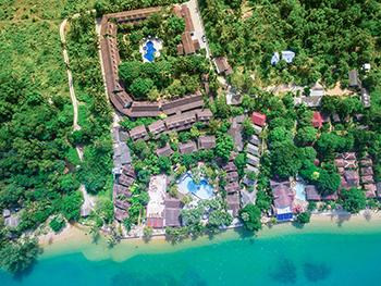 Paradise Bungalow Lamai Beach