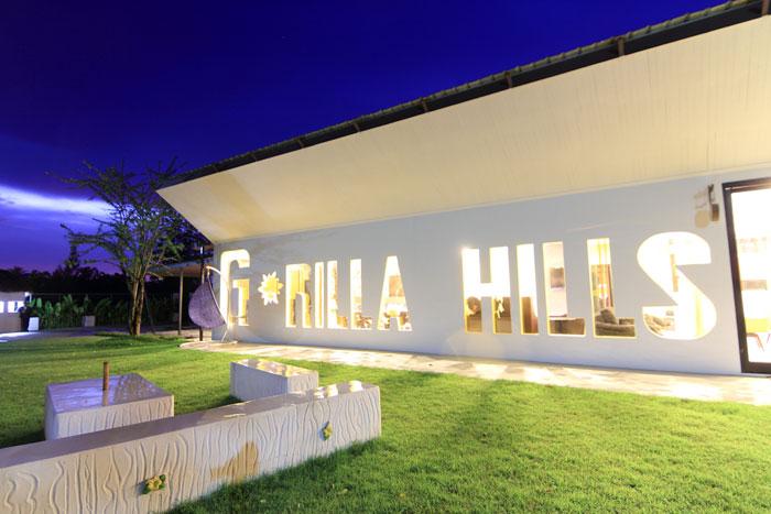 ゴリラ ヒルズ フアヒン ホテル