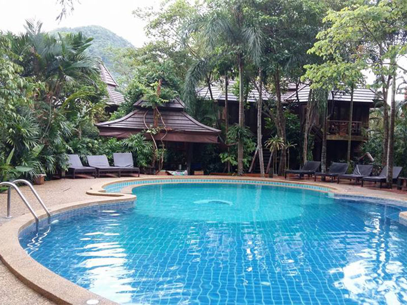 Phu Pha Ao Nang Resort & Spa