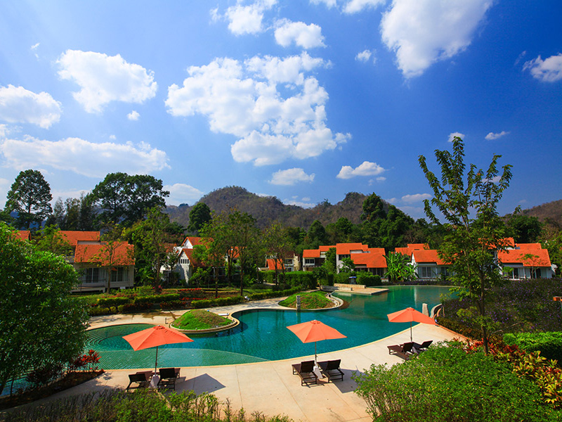 Belle Villa Resort Khao Yai