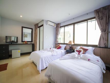 The SR Residence