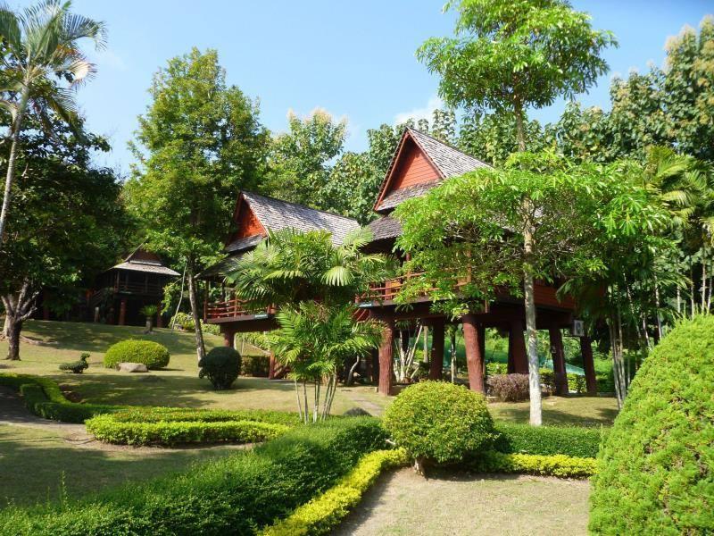 Baan Klang Doi 水疗度假村