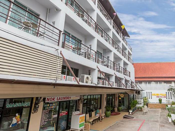 โรงแรม เดอะ โกลเด้น วิล บูติค