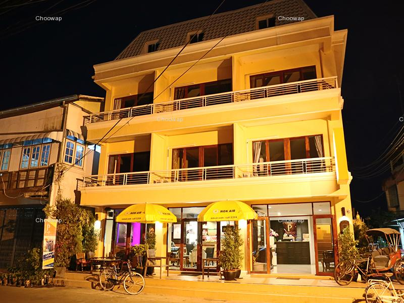 โรงแรมเดอะพีโฮมเทล