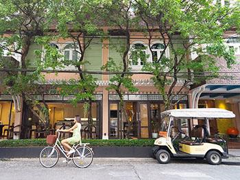 素坤逸8号萨利酒店