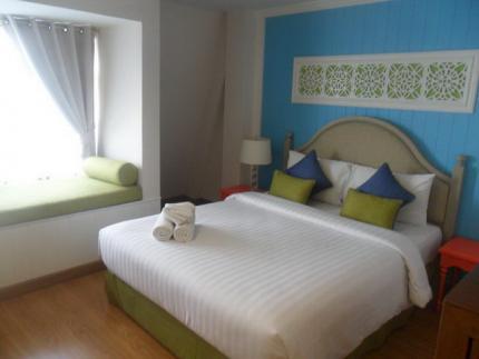 โรงแรมสลิล สุขุมวิท ซอย 8