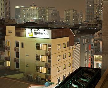 โรงแรมบูดาโค