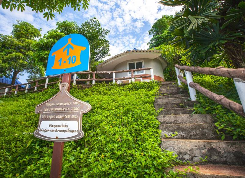 武里玛岛自然小屋度假村
