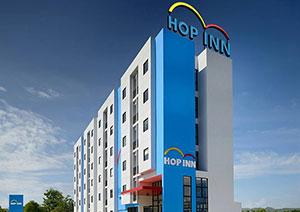 โรงแรมฮ็อป อินน์ ขอนแก่น