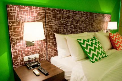 โรงแรมเลกาซี เอ็กซ์เพรส บางกอก