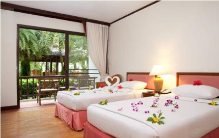 Chang Buri Resort & Spa ( Koh Chang Hillside)