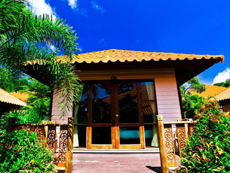 瑞茜的房子度假村