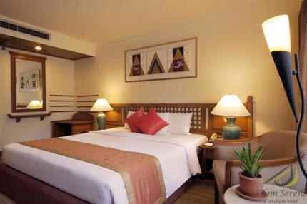 โรงแรมสีลม ซีรีน บูติค