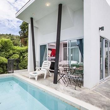 Chaweng Design Villa no.1