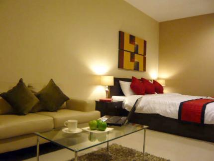 Atrium Ratchada 13 Apartment