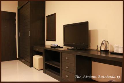 อพาร์ทเมนต์ เอเทรียม รัชดา13