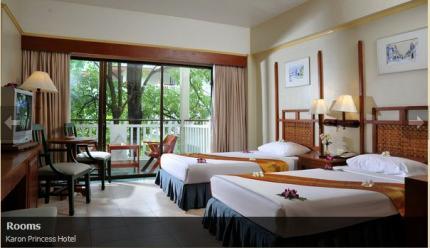카론 프린세스 호텔