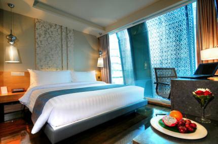 曼谷素坤逸13号柑橘酒店
